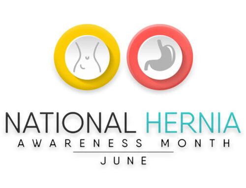 National Hernia Awareness Month of June